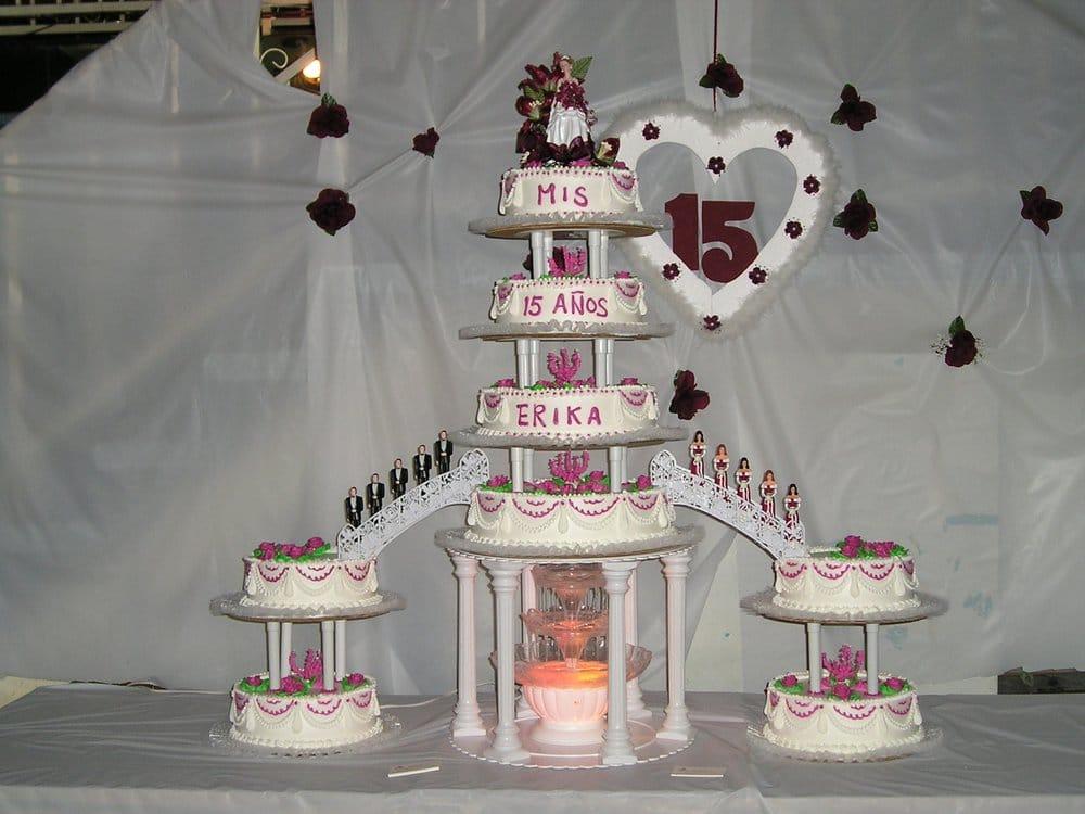 My Daughters 15th Birthday Cake Yelp