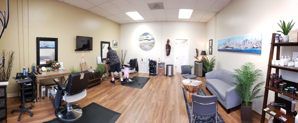 Manny G's Barbering and Hairstyling: 193 San Marin Dr, Novato, CA