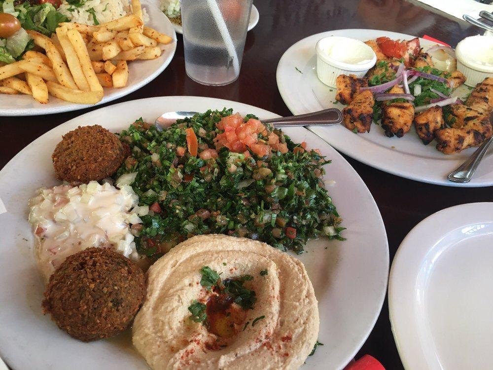 Gaby S Mediterranean Cafe