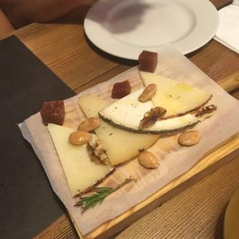 Photo of Taller De Tapas - Barcelona Spain. Cheese plate with quince jelly & Taller De Tapas - 71 Photos u0026 30 Reviews - Tapas Bars - La Rambla ...