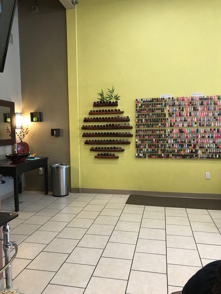 Zen Nail Spa: 4500 Osuna Rd NE, Albuquerque, NM
