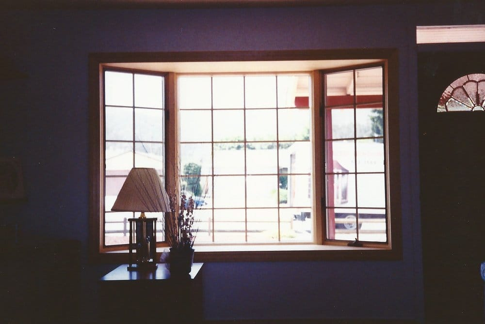 Advanced window systems belmont 591 5253 andersen 30 for Vinyl bay window