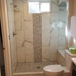 Photo Of Saga Glass   Denver, CO, United States. Shower Enclosure   Basement