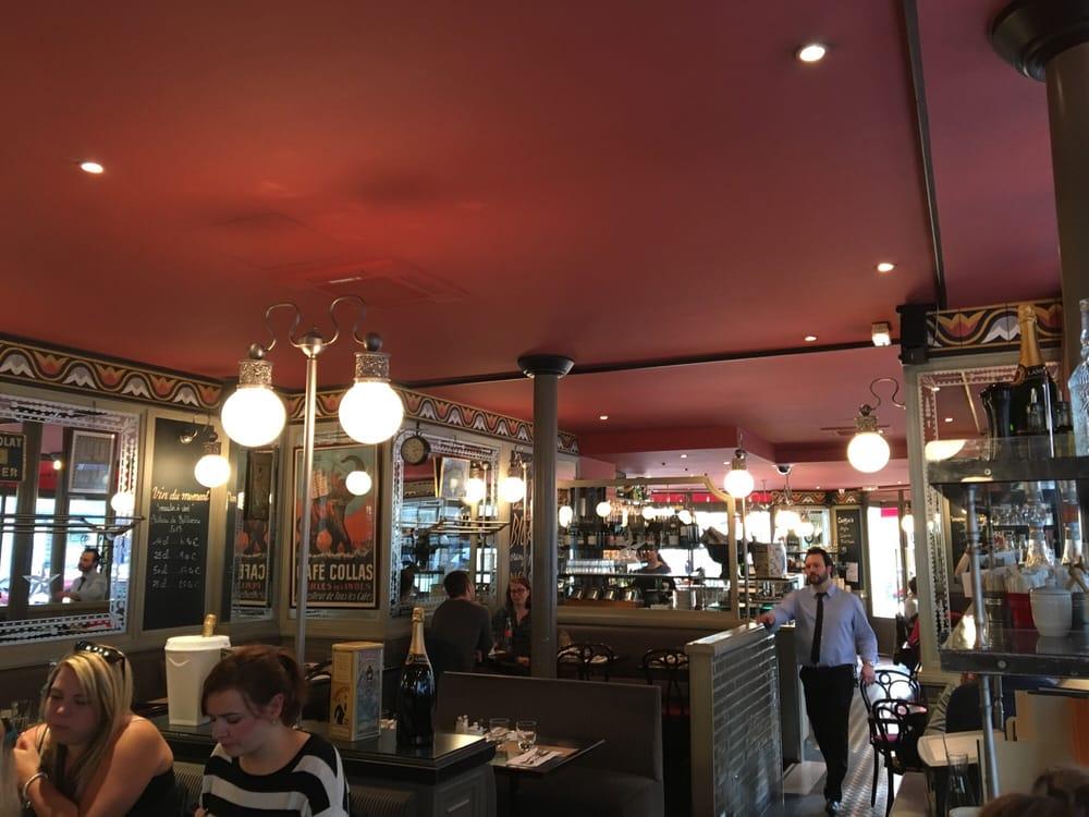 Paris Midi Cafe Repas