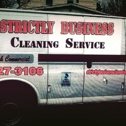 business cleaning service