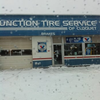 Junction Tire Service - Tires - 1502 Cloquet Ave, Cloquet, MN - Phone Number - Yelp
