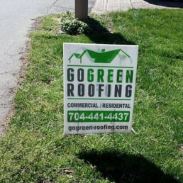 Photo Of Go Green Roofing Monroe Nc United States