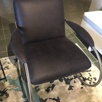 Photo Of Sklar Furnishings Boca Raton Fl United States Simple Leather Chair