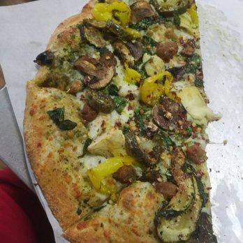 Pizza Kitchen Vegan Fort Apache