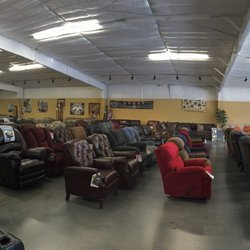 Photo of Derailed Commodity Flooring and Furniture - Independence KS United States. Huge & Derailed Commodity Flooring and Furniture - Get Quote - Carpeting ...