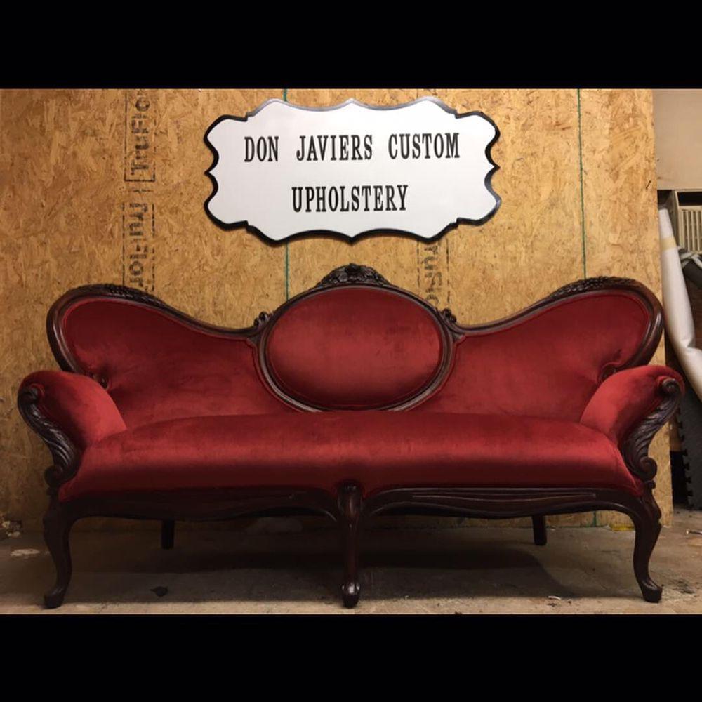 Don Javier's Custom Upholstery