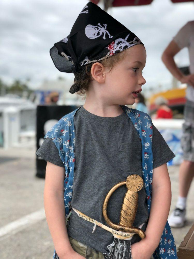Bluefoot Pirate Adventures: 801 Seabreeze Blvd, Fort Lauderdale, FL