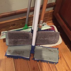 Photo Of Carolina Cabin Rentals   Boone, NC, United States. Filthy Dust Mop
