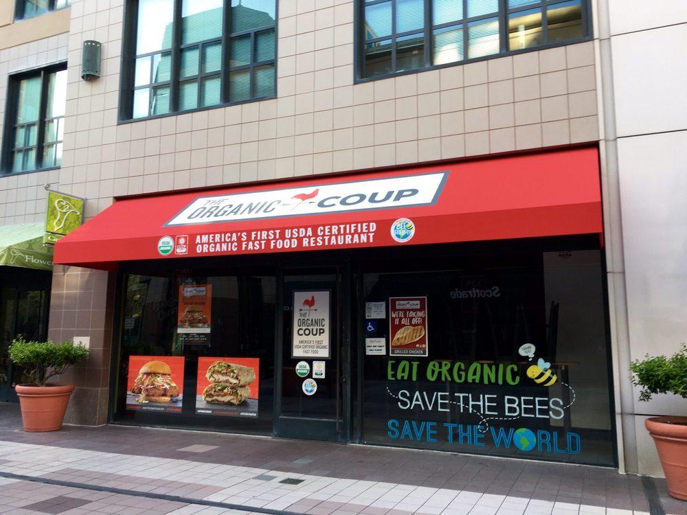 Oakland Organic Fast Food