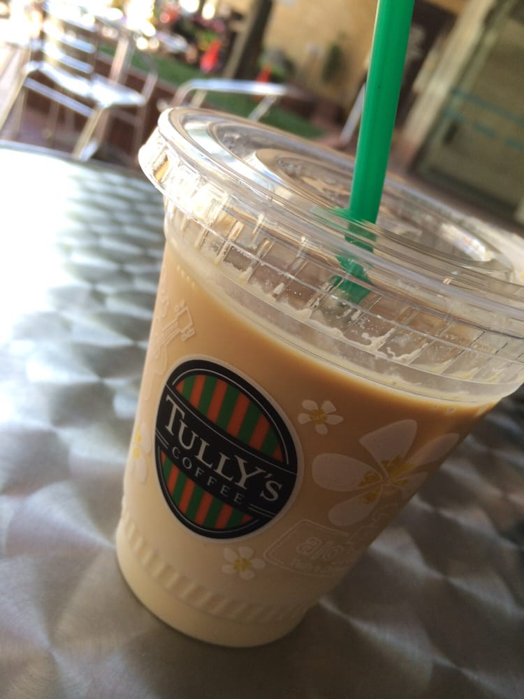 Tully's Coffee Matsumoto Ekimae Odori