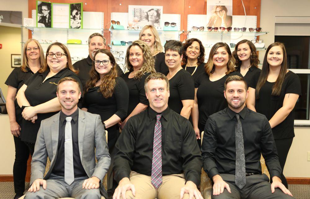 Sehy & Jones Optometrists: 303 N Keller Dr, Effingham, IL