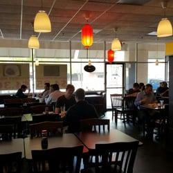 Asian diner restaurant