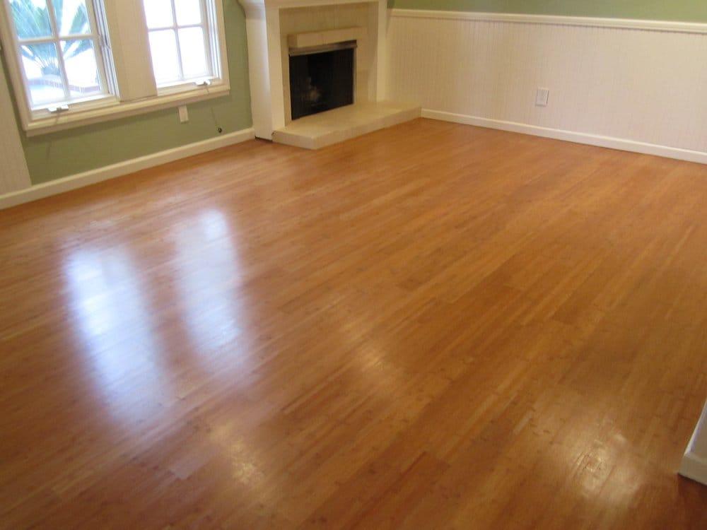 Media Room Flooring : Bamboo flooring in living room san juan capistrano ca yelp