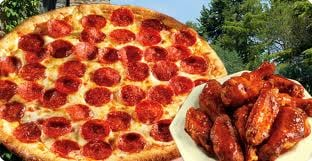 Pizza Hot Wings Express 912 Highway 501 Myrtle Beach Sc