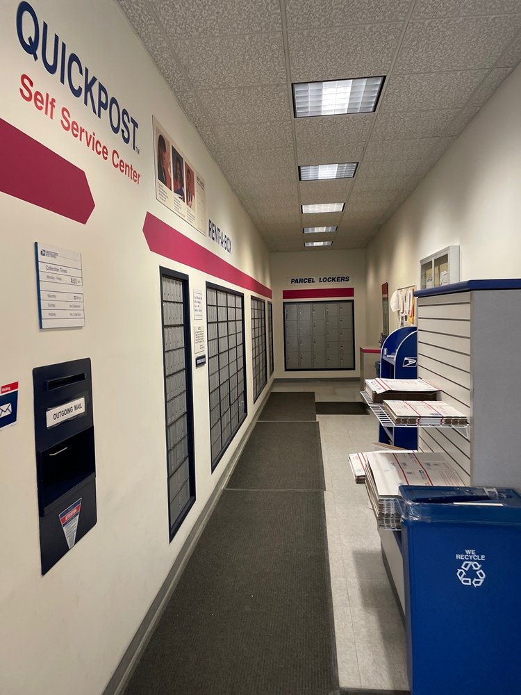 US Post Office: 13 Main St Ste 9998, Lisbon Falls, ME