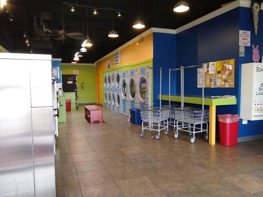 Squeaky Clean Laundromat: 2790 W Church St, Hammond, LA