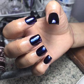 Nail art 116 photos 30 reviews nail salons 3114 n rainbow photo of nail art las vegas nv united states chrome nails prinsesfo Choice Image