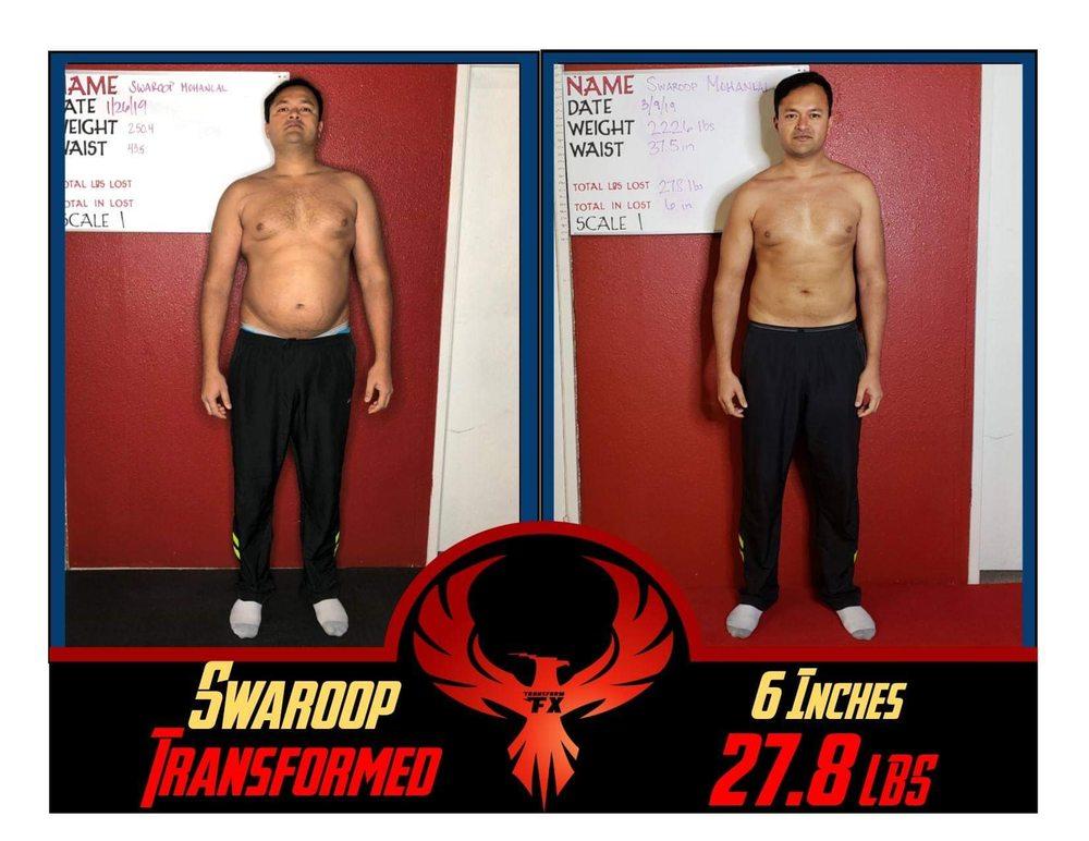 Transform FX Fitness Bootcamp