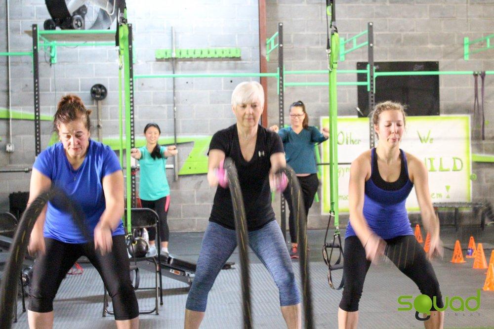 Squad Fitness: 650 Main St, Gardendale, AL