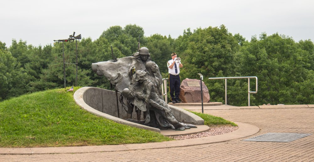The Highground Veterans Memorial Park: W7031 Ridge Rd, Neillsville, WI