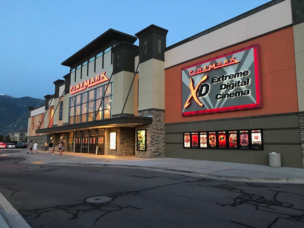 Cinemark Draper and XD: 12129 South State St, Draper, UT