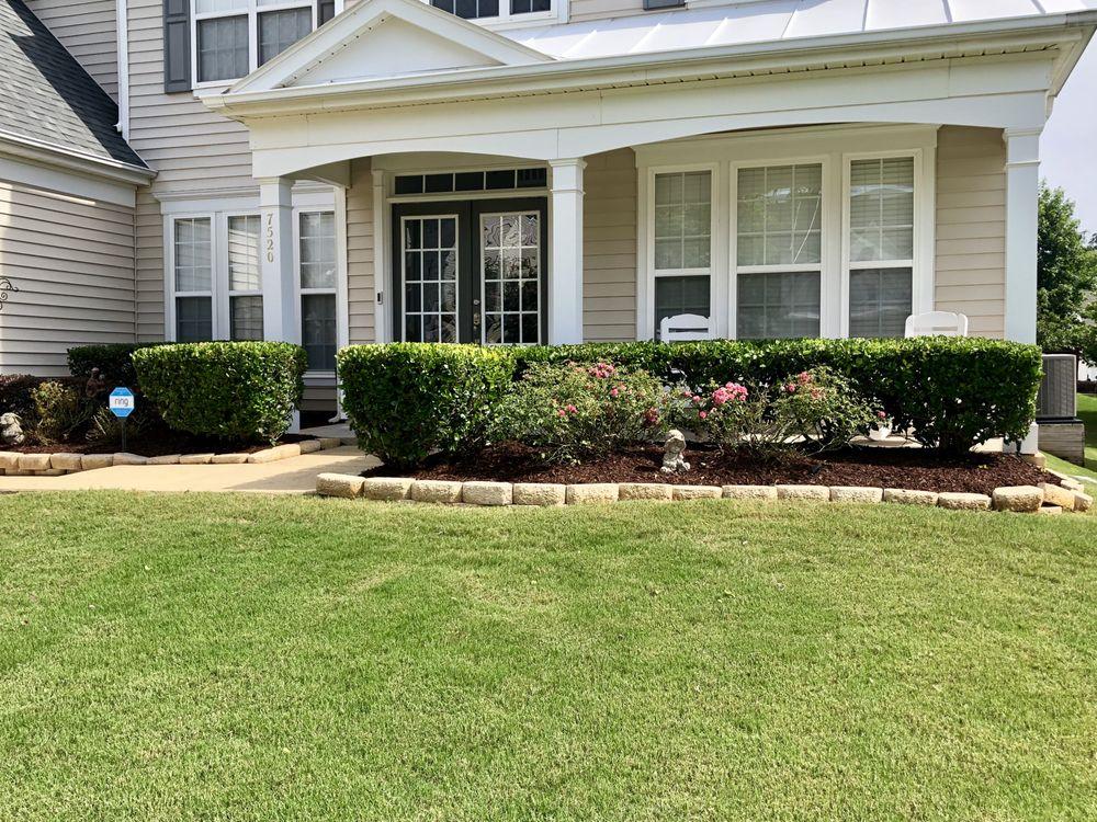 Dorsey Landscaping: 5311 Tannat Ct, Raleigh, NC