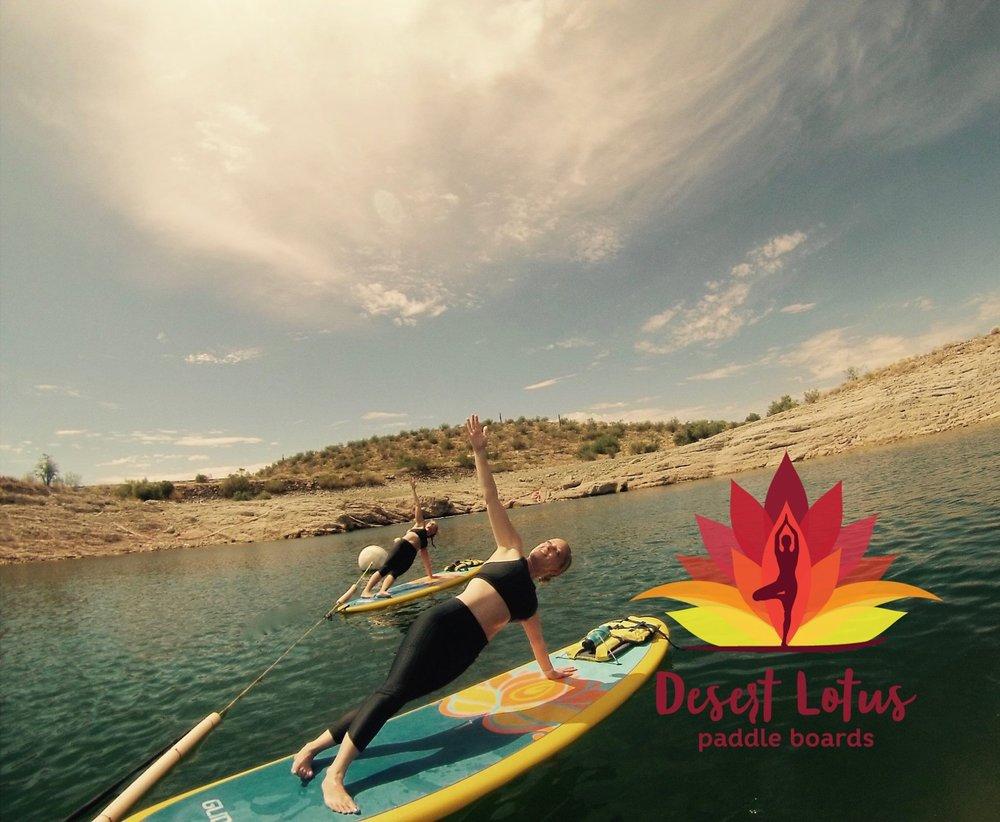 Desert Lotus Paddle Boards: 10970 W Peninsula Rd, Peoria, AZ