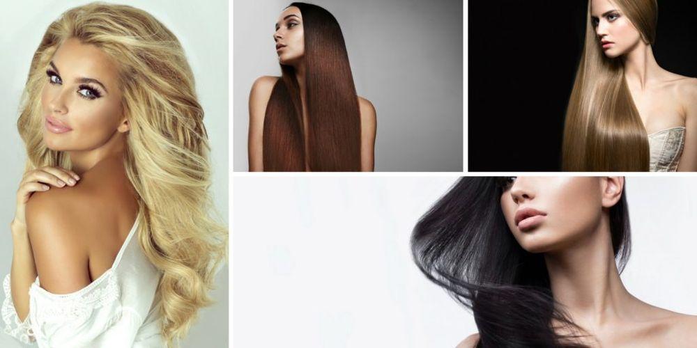Hair Extensions Mit Echthaar Extensions Können Sie Auf Einfache
