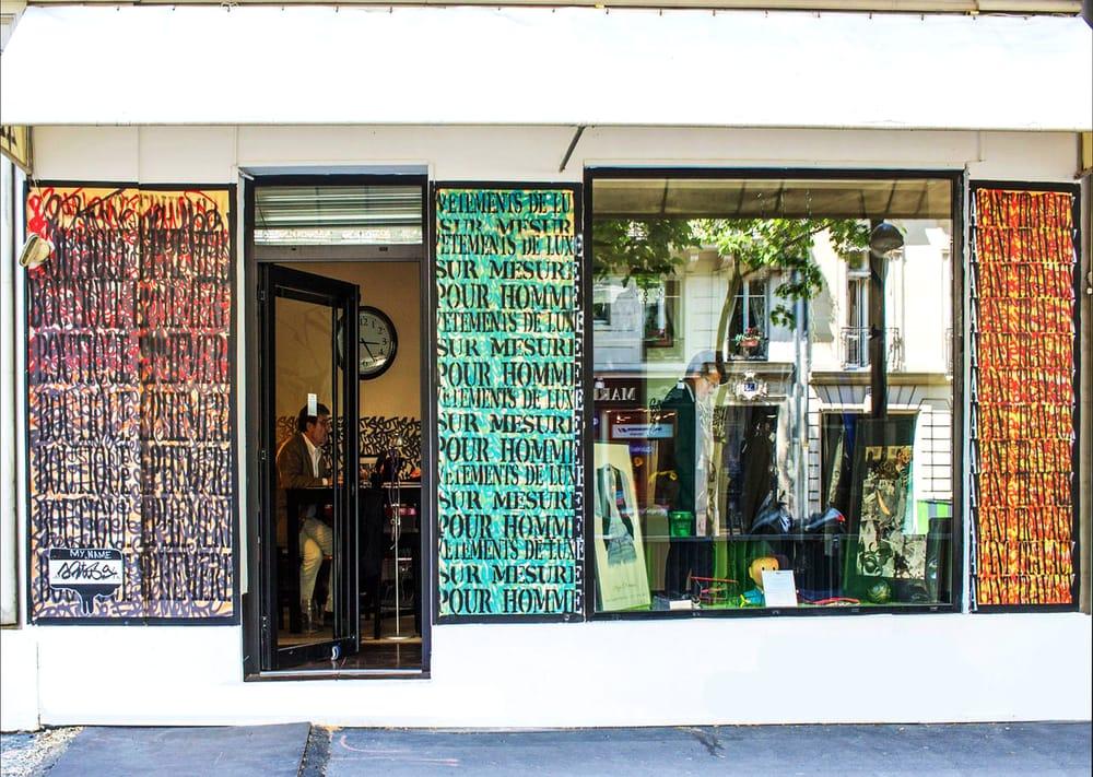 Atelier mesure bespoke clothing 44 bd de la tour maubourg 7 me paris f - Tour maubourg restaurant ...