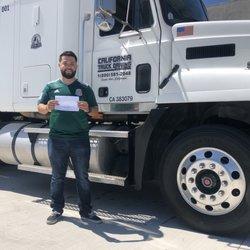 California Truck Driving Academy 30 Photos 23 Reviews Driving