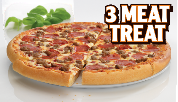 Little Caesars Pizza: 110 N Jerry Clower Blvd, Yazoo City, MS