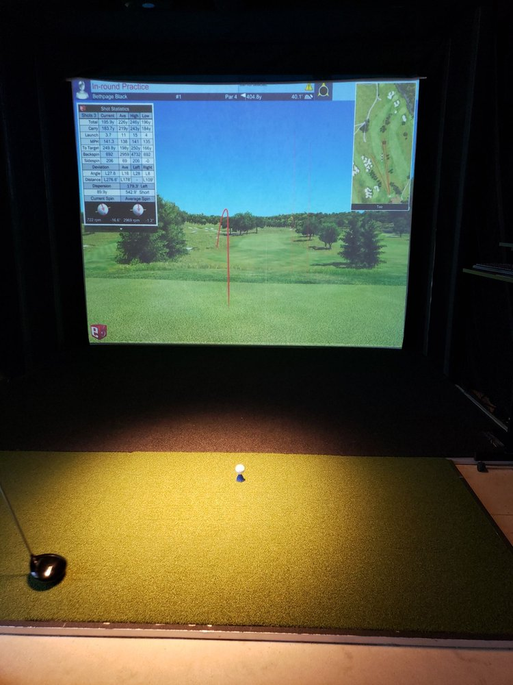 Club Golf Indoor