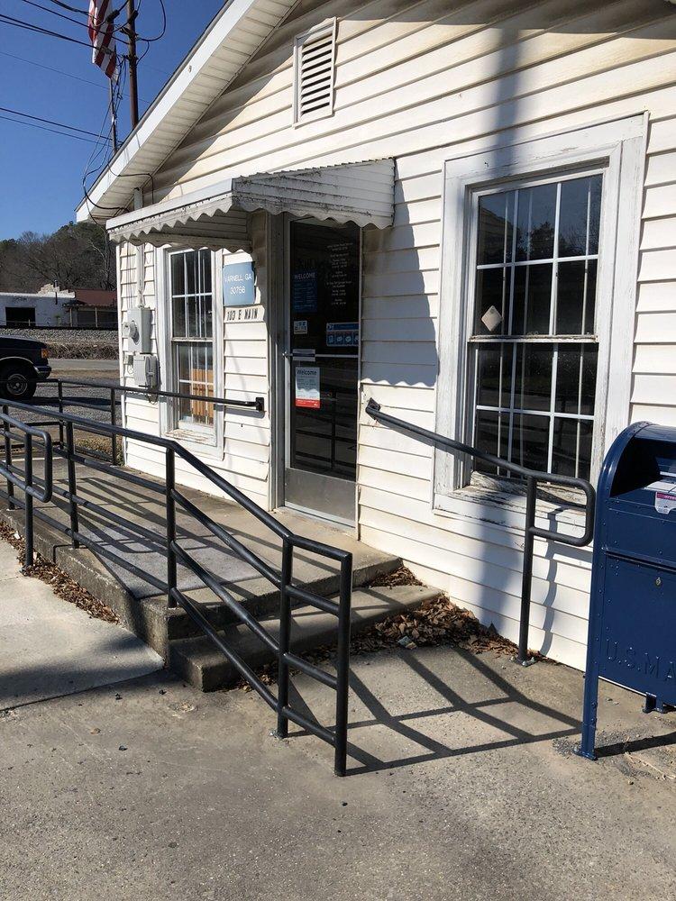 Varnell Post Office: 103 E Main St, Varnell, GA