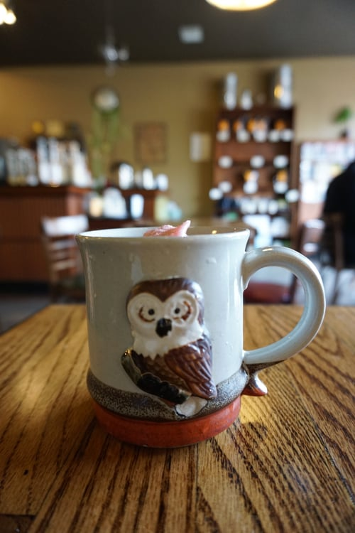 Social Spots from Sunergos Coffee