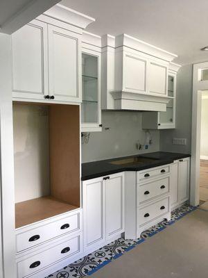 Sunshine Custom Design Cabinets