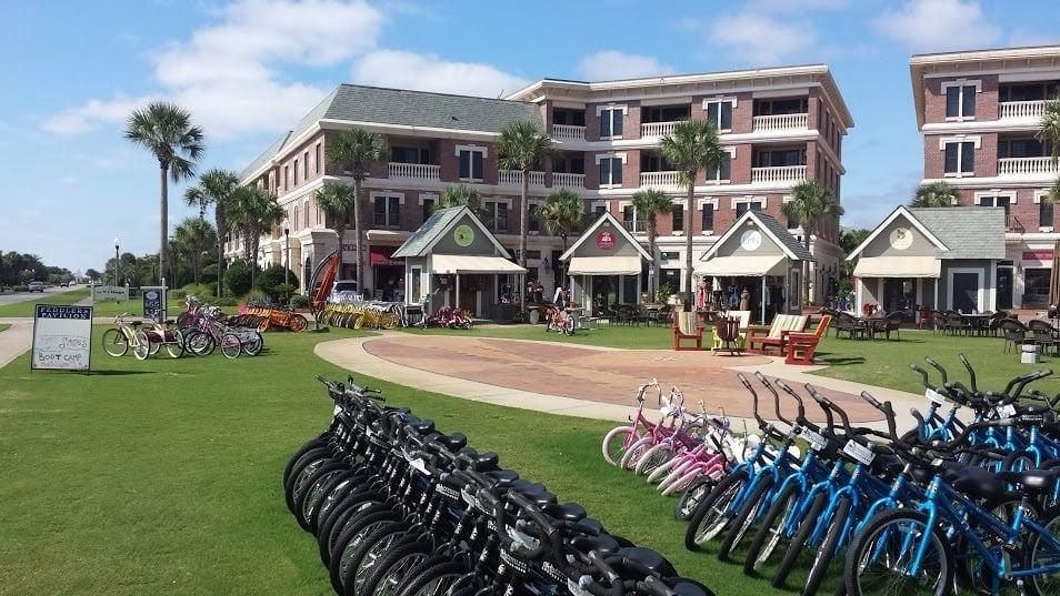 Peddler's Bikes & Beach Life