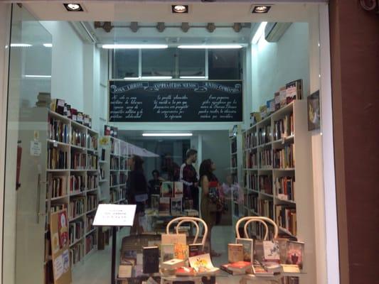 Libreria aida librer as de segunda mano carrer moratin - Libreria segunda mano valencia ...
