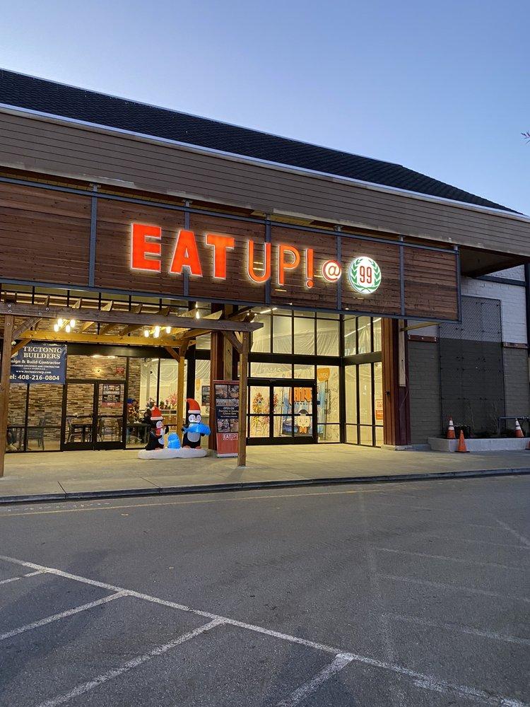 Eat Up: 10445 S De Anza Blvd, Cupertino, CA