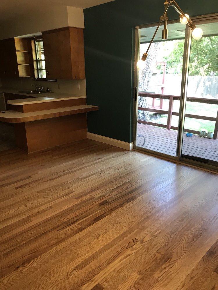 Adams Hardwood Floors