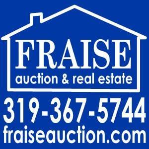 Fraise Auction & Real Estate: 306 E Main St, New London, IA