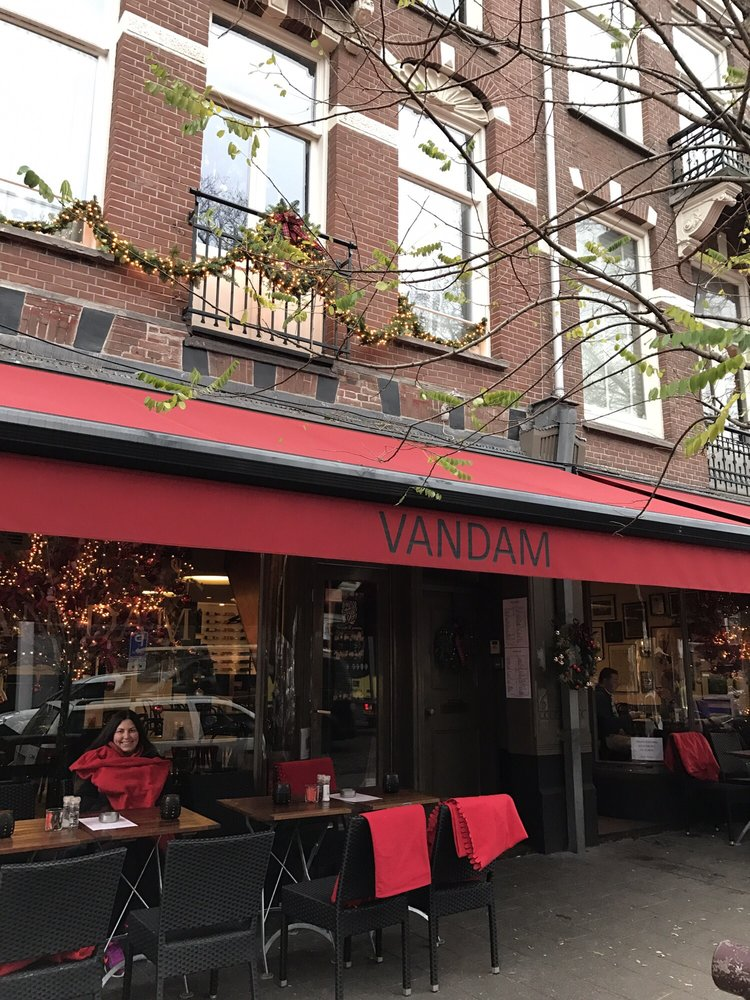photo0.jpg Picture of Brasserie Van Dam, Amsterdam