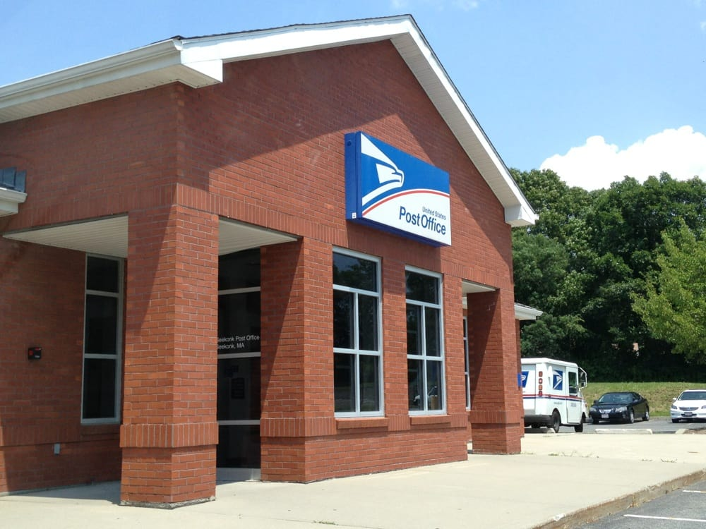 Us post office post offices 156 taunton ave seekonk - United states post office phone number ...