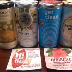 The Republic of Tea - Coffee & Tea - 5 Hamilton Lndg, Novato, CA ...