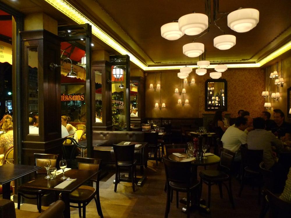 Restaurant Le Bal Bullier Paris