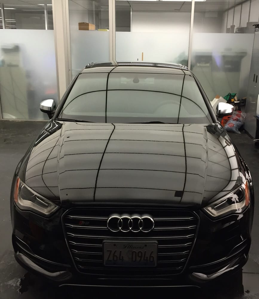 This Is The Audi S That I Purchased From Kareem Omara At Audi - Audi of westmont
